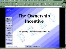 Ownership Incentive screen shot